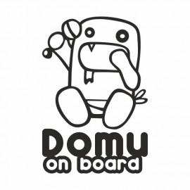 Domu kun on Board
