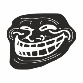 Meme Face Trollface