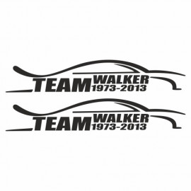 Team Walker 2 pcs