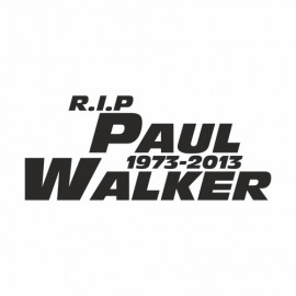 Rip Paul Walker small
