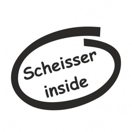 Scheisser  inside