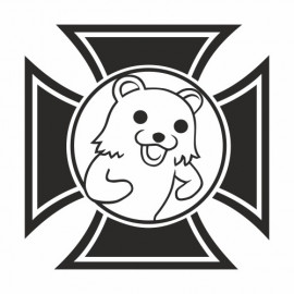 Iron Cross Pedobear