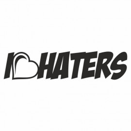 I love Haters comic