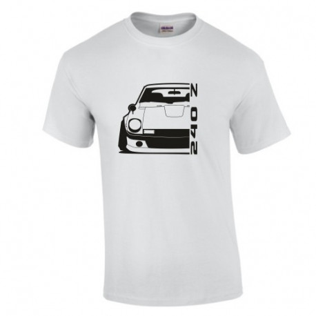 Nissan Datsun 240Z Fairlady Outline Modern