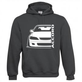 Honda Accord CG8 outline Modern Hoodie