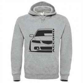 Honda Accord CL outline Modern Hoodie