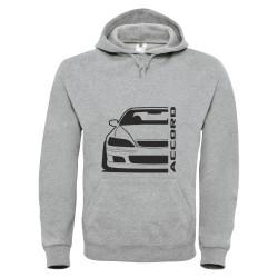 Honda Accord Type R CH1  Outline Modern Hoodie