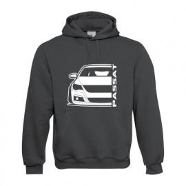 VW Passat CC Outline Modern Hoodie