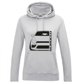 VW Scirocco Facelift Mk3 2014-17 Typ 13 R Hoodie Lady
