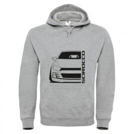 VW Scirocco Facelift Mk3 2014-2017 Typ 13 R Line Hoodie