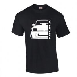 Nissan Micra K11 Outline Modern T-Shirt