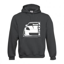 Nissan 350Z Outline Modern Hoodie
