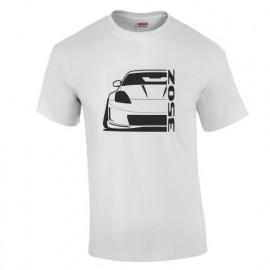 Nissan 350Z Outline Modern T-Shirt