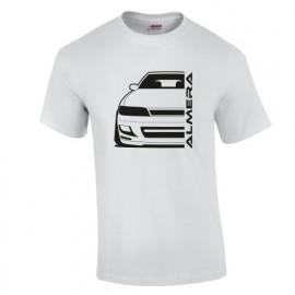 Nissan Almera N 15 topsport Outline Modern T-Shirt