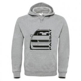 VW Passat 35i Facelift Outline Modern Hoodie