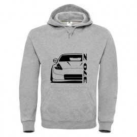 2014 Nissan 370Z Nismo Outline Modern Hoodie
