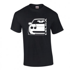 Toyota Celica AT200, ST202 -95 Outline Modern T-Shirt
