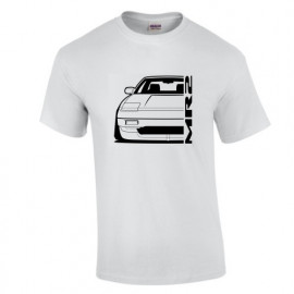 Toyota MR2 MK1 Outline Modern T-Shirt