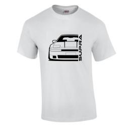 Toyota Supra MK3 Vorfacelift  Outline Modern T-Shirt