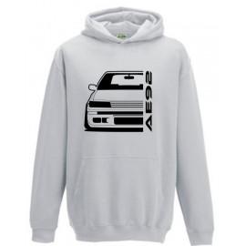 Toyota AE92 Gti Outline Modern Hoodie