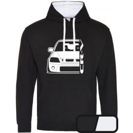Honda CR-V RD1 Outline Modern  Hoodie Varsity