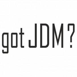 Got Jdm