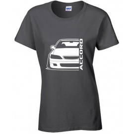 Honda Accord CG 8 Outline Modern T-Shirt Lady