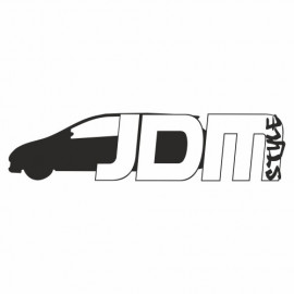 Jdm Style Car