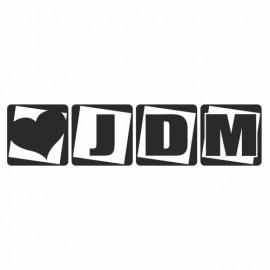 Love Jdm Heart