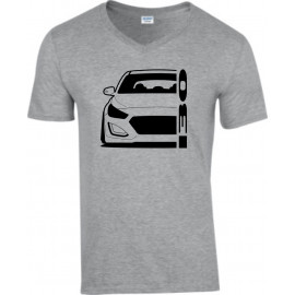 Hyundai I30 GD GDH 2011-2017 Outline Modern V-Neck