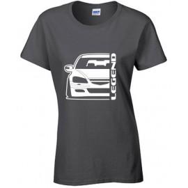 Honda Legend KB1 bj 2007 Outline Modern T-Shirt Lady