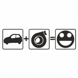 Auto (plus) Turbo (gleich) Fun