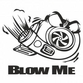Blow me Turbo