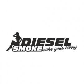 Diesel smoke makes Girls horny