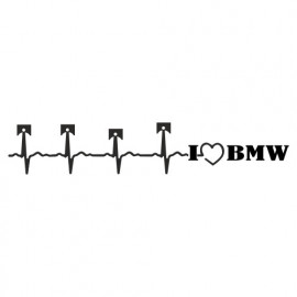 I love Bmw Kolben