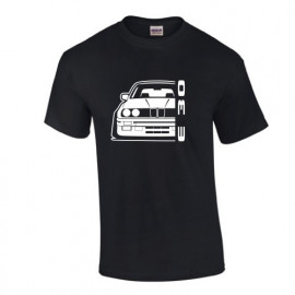 Bmw E30 Outline Modern T-Shirt g2000