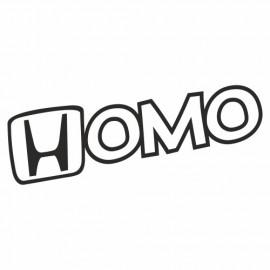 Homo Honda