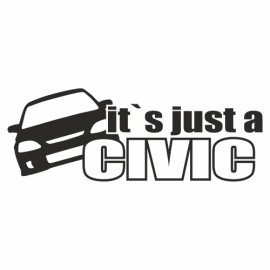 It`s just a Civic