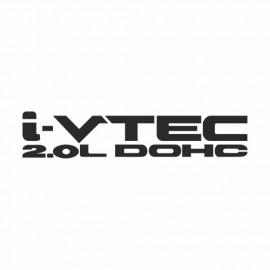 I-Vtec 2.0 Dohc