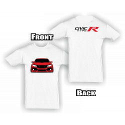 Civic FK8 Type R Front Shirt