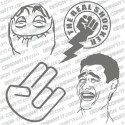 SHOCKER TROLLFACE